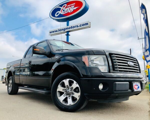 2011 Ford F-150 FX2 SuperCab 6.5-ft. Bed 2WD