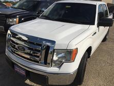 Ford F-150 FX2 SuperCrew 5.5-ft. Bed 2WD 2011