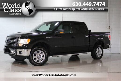 2011 Ford F-150 FX4 - AWD CD PLAYER CREW CAB PARKING ASSIST BED COVER Chicago IL