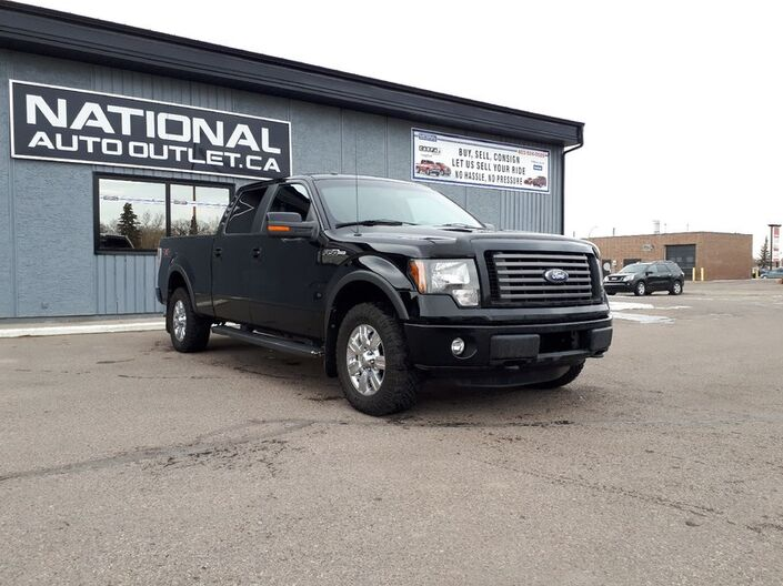 2011 Ford F-150 FX4 - CLEAN CAR PROOF, SUN ROOF, HEATED LEATHER Lethbridge AB