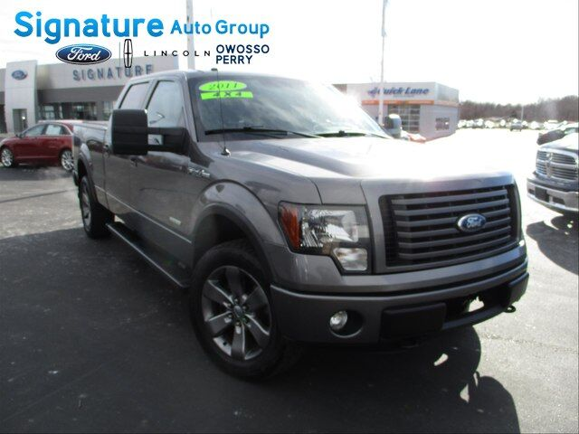 2011 Ford F-150 FX4 Perry & Owosso MI