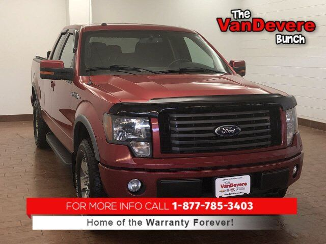 2011 Ford F-150 FX4 Akron OH