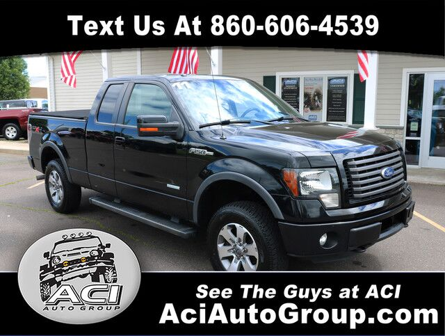 2011 Ford F-150 FX4 East Windsor CT