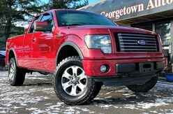 2011_Ford_F-150_FX4_ Georgetown KY