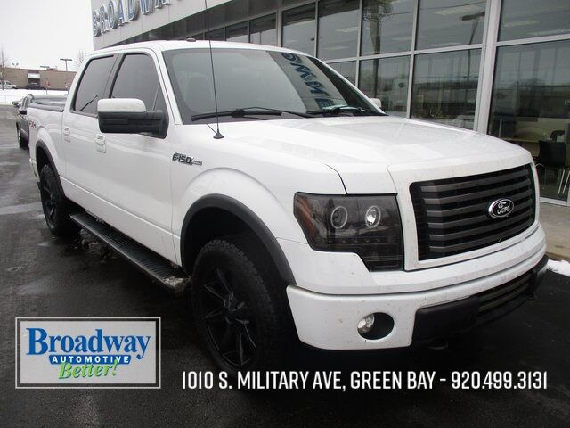 2011 Ford F-150 FX4 Green Bay WI