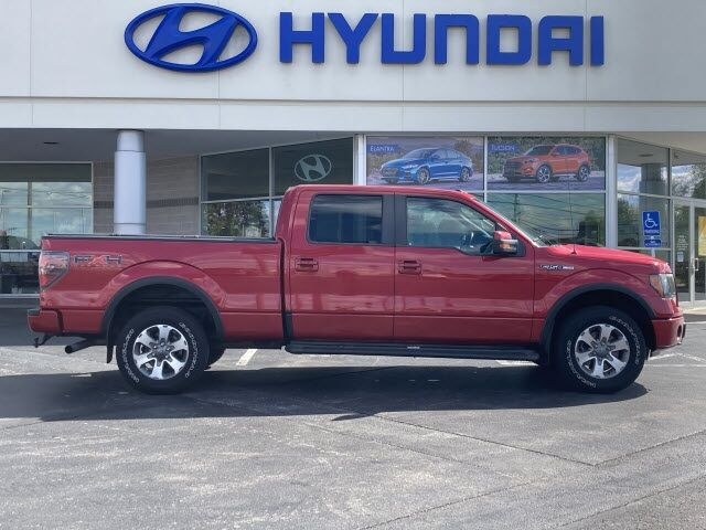 2011 Ford F-150 FX4 Marion OH