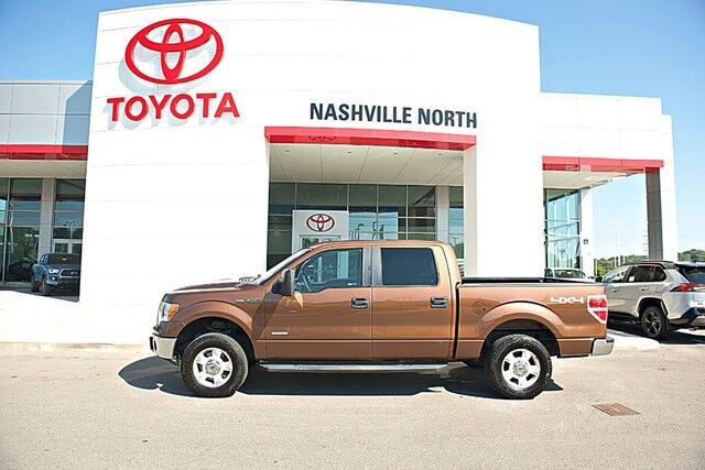 2011 Ford F-150 FX4 Nashville TN