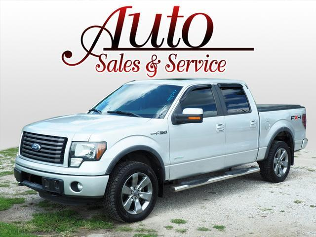 2011 Ford F-150 FX4 SuperCrew 6.5-ft. Bed 4WD Indianapolis IN
