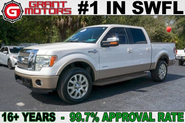 2011 Ford F-150 King Ranch Fort Myers FL