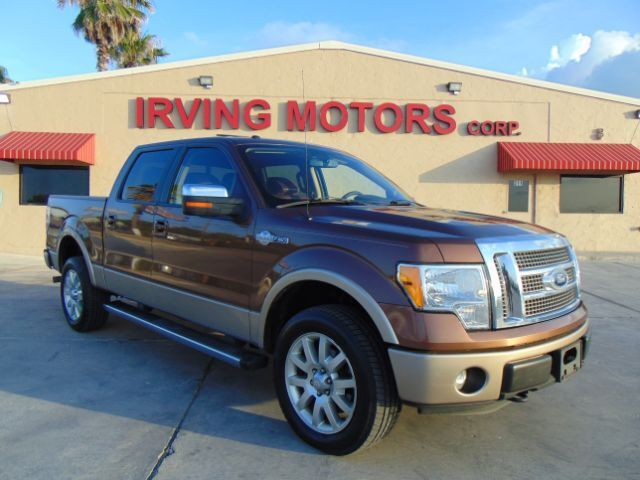 2011 Ford F-150 King Ranch SuperCrew San Antonio TX