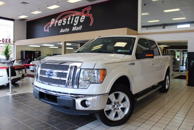 2011 Ford F-150 Lariat - Navi, Heated and Cooled Seats Cuyahoga Falls OH