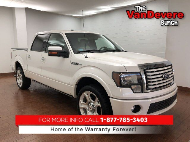 2011 Ford F-150 Lariat Akron OH