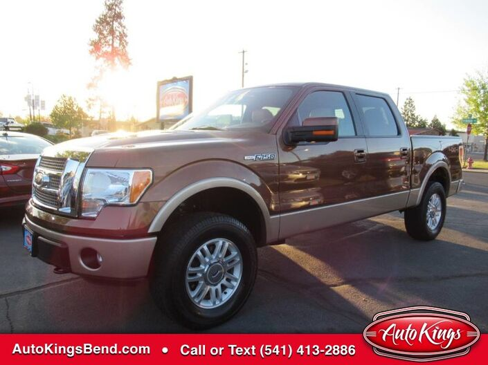 2011 Ford F-150 Lariat Bend OR
