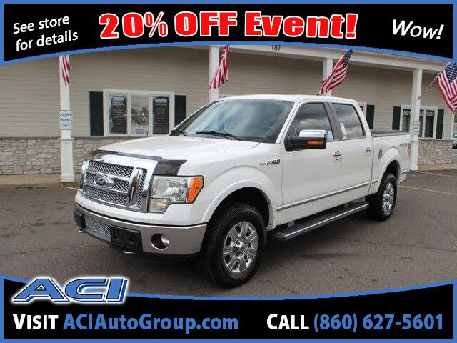 2011 Ford F-150 Lariat East Windsor CT