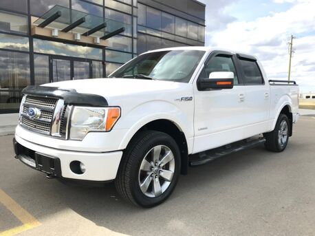2011_Ford_F-150_Lariat FX4 3.5L EcoBoost ~ Heated Leather Seats ~ New Turbo / Tires_ Sherwood Park AB