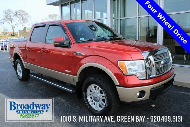 2011 Ford F-150 Lariat Green Bay WI