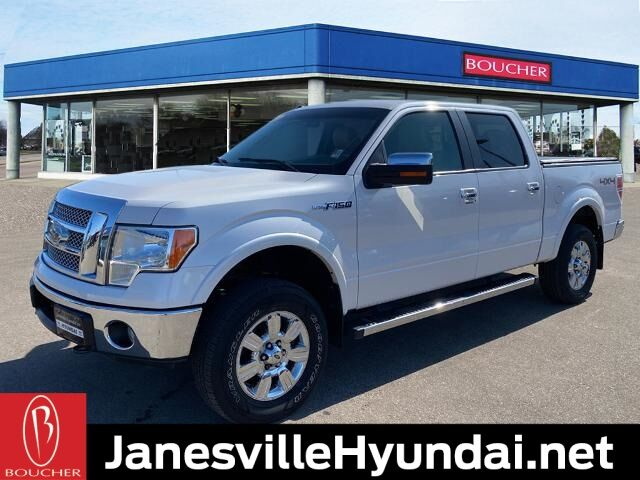 2011 Ford F-150 Lariat Janesville WI
