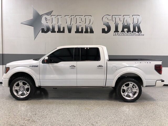 2011 Ford F-150 Lariat Limited 4WD 6.2L- V8 Dallas TX