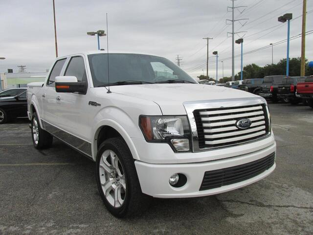2011 Ford F-150 Lariat Limited Dallas TX
