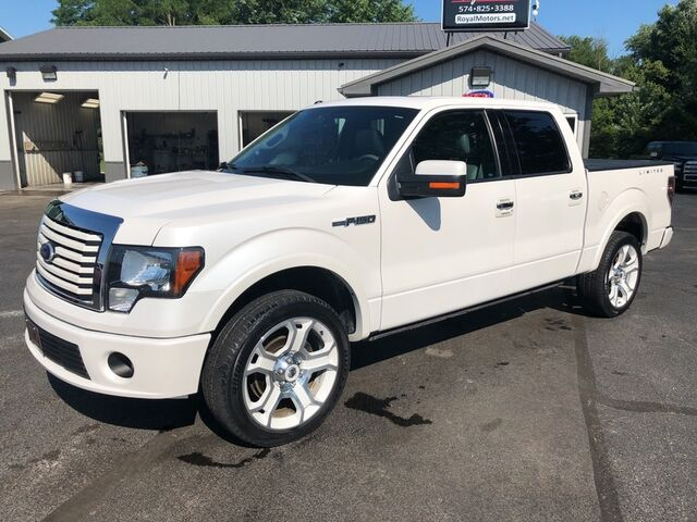 2011 Ford F-150 Lariat Limited Middlebury IN