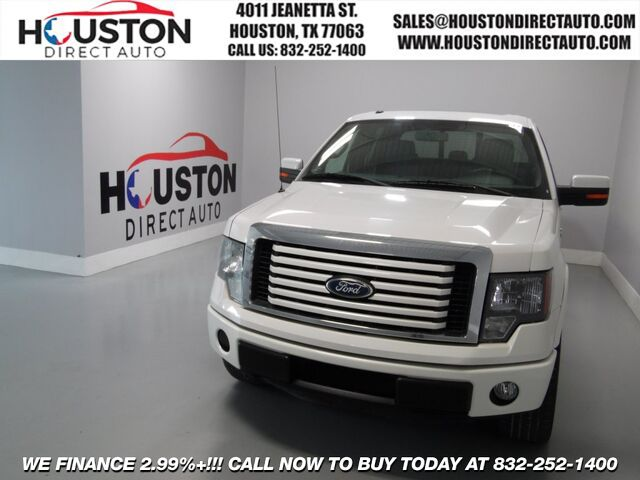 2011 Ford F-150 Lariat Limited Houston TX
