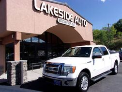 2011_Ford_F-150_Lariat SuperCrew 5.5-ft. Bed 2WD_ Colorado Springs CO