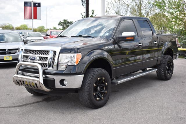2011 Ford F-150 Lariat SuperCrew 5.5-ft. Bed 4WD Houston TX