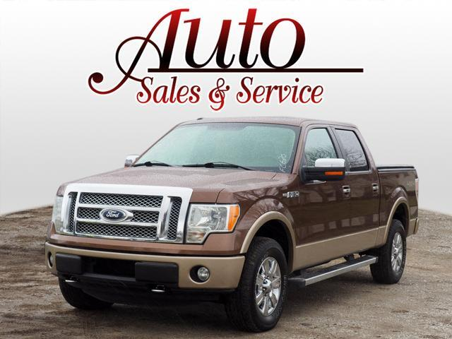 2011 Ford F-150 Lariat SuperCrew 5.5-ft. Bed 4WD Indianapolis IN
