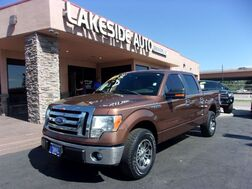2011_Ford_F-150_Lariat SuperCrew 6.5-ft. Bed 2WD_ Colorado Springs CO