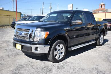 Ford F-150 Lariat SuperCrew 6.5-ft. Bed 2WD 2011