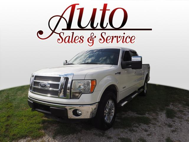 2011 Ford F-150 Lariat SuperCrew 6.5-ft. Bed 4WD Indianapolis IN