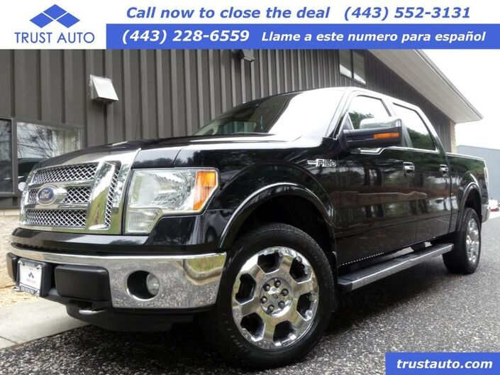 2011 Ford F-150 Lariat Sykesville MD