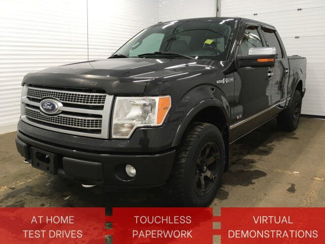 2011 Ford F-150 Platinum | HTD/COOL LEATHER | NAV | CLEAN CARFAX