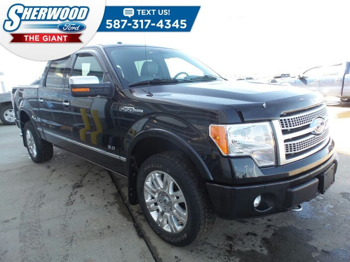 2011 Ford F-150 Platinum Sherwood Park AB