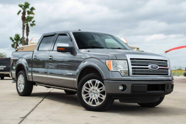 2011_Ford_F-150_Platinum SuperCrew 5.5-ft. Bed 2WD_ San Antonio TX