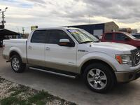 Ford F-150 Platinum SuperCrew 6.5-ft. Bed 2WD 2011