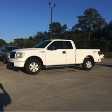 2011_Ford_F-150_STX SuperCab 6.5-ft. Bed 2WD_ Hattiesburg MS