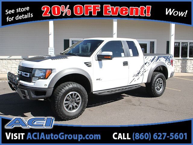 2011 Ford F-150 SVT Raptor East Windsor CT