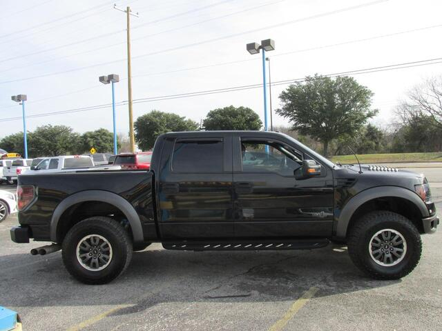 2011 Ford F-150 SVT Raptor Dallas TX