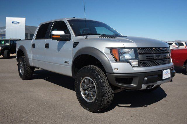 2011 Ford F-150 SVT Raptor Grand Junction CO