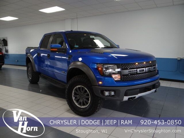 2011 Ford F-150 SVT Raptor Plymouth WI