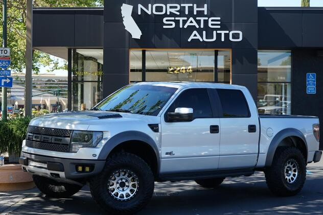 2011_Ford_F-150_SVT Raptor_ Walnut Creek CA