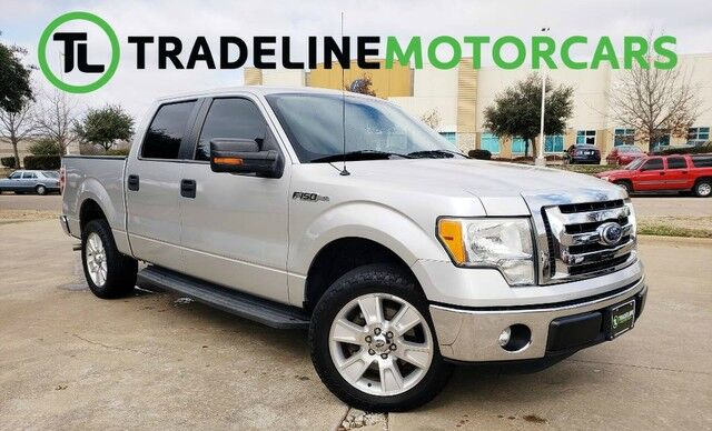 2011 Ford F-150 XL LEATHER, BLUETOOTH, POWER LOCKS, AND MUCH MORE!!! CARROLLTON TX