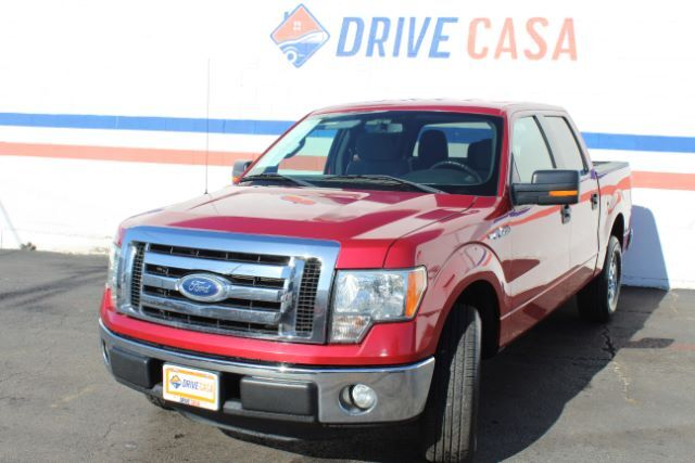 2011 Ford F-150 XL SuperCrew 5.5-ft. Bed 2WD Dallas TX