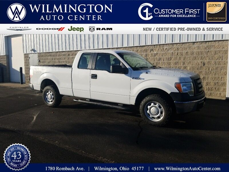 2011 Ford F-150 XL Wilmington OH