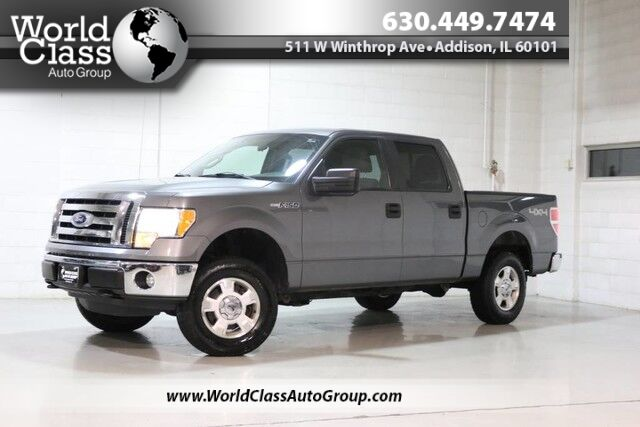 2011 Ford F-150 XLT - AWD BED LINER AFTERMARKET HEAD UNIT ALLOY WHEELS Chicago IL