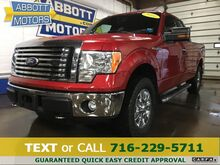 2011_Ford_F-150_XLT 4WD SuperCab_ Buffalo NY
