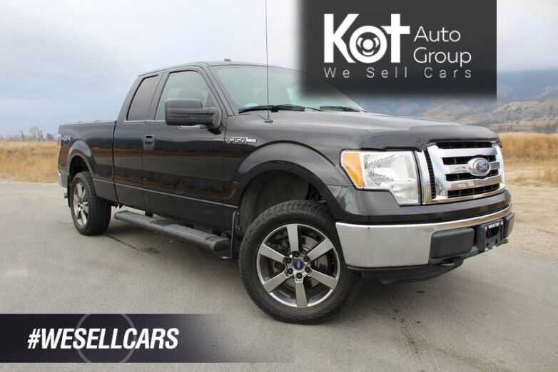 2011 Ford F-150 XLT, Back up Camera, Great Off Road Vehicle Kelowna BC