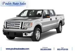 2011_Ford_F-150_XLT_ Barre VT