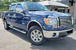 2011_Ford_F-150_XLT_ Georgetown KY